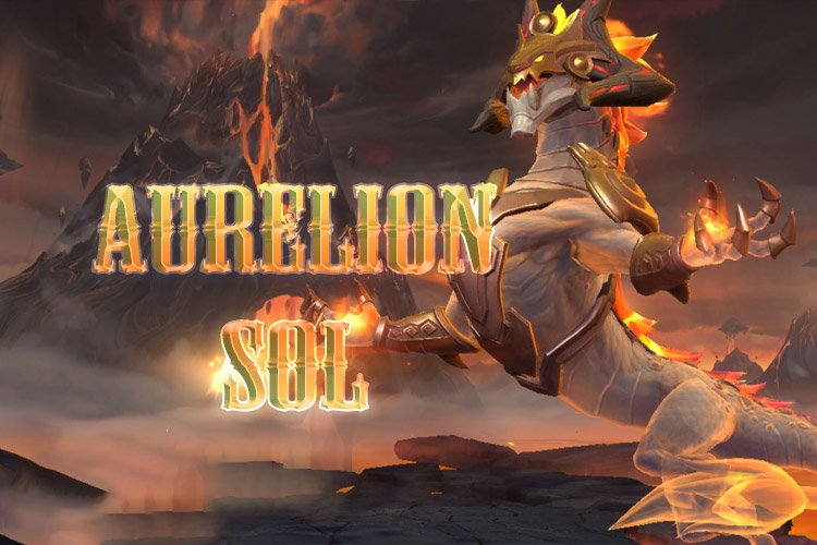 Aurelion Sol Tốc Chiến: Lên đồ, bảng ngọc, bảng bổ trợ, kỹ năng