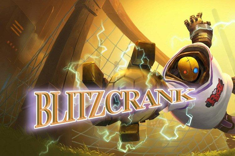 Blitzcrank Tốc Chiến: Lên đồ, bảng ngọc, bảng hỗ trợ, kỹ năng