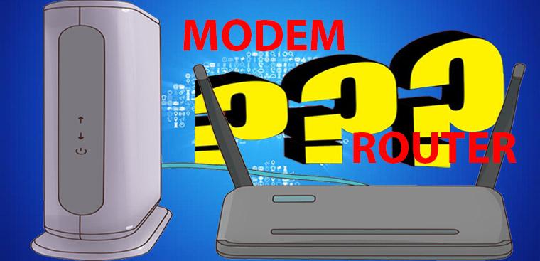 Router wifi và Modem wifi không giống nhau như thế nào? cách phân biệt