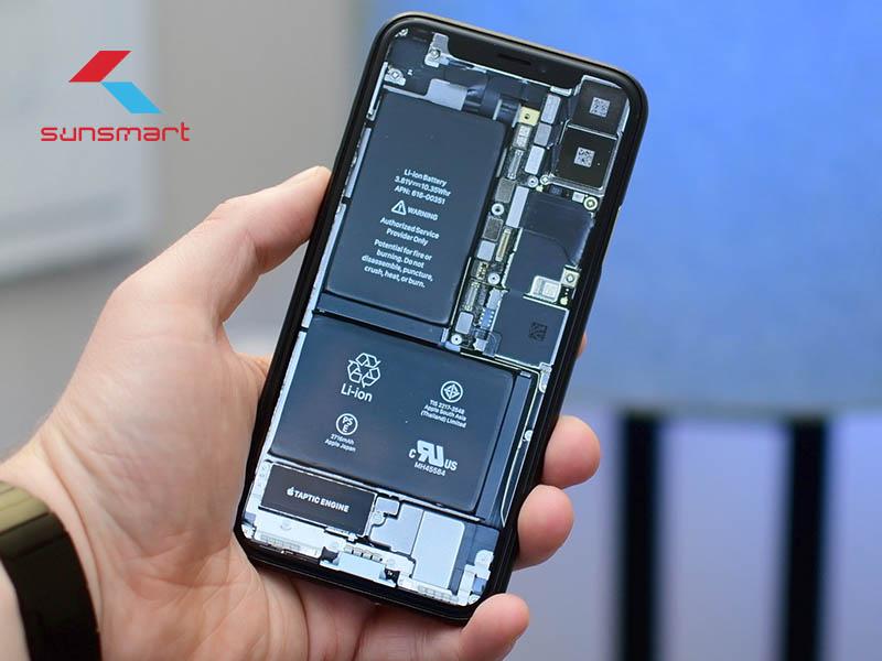 Sạc iPhone bao nhiêu mAh và dùng được bao lâu?
