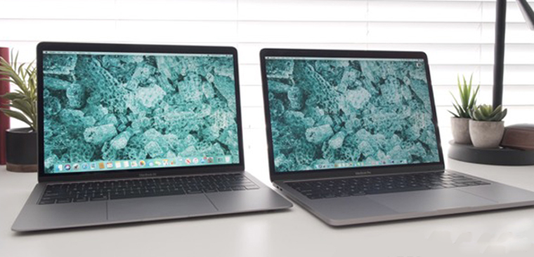 So sánh MacBook Pro và MacBook Air, nên mua loại nào?
