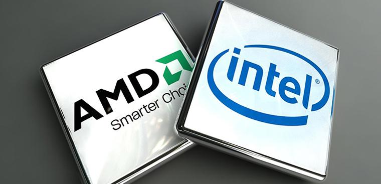 [Review] So sánh giữa chip (CPU) Intel và AMD