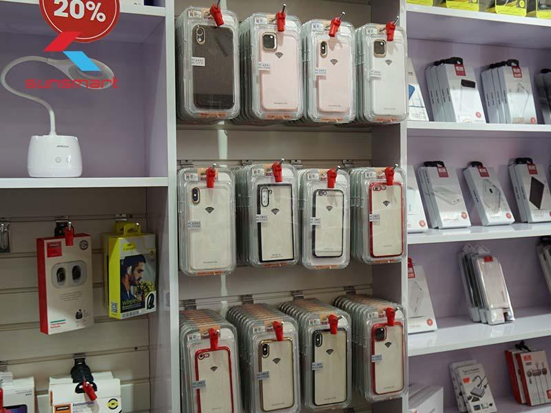 TOP 15+ shop phụ kiện smartphone TPHCM giá trị rẻ khác biệt