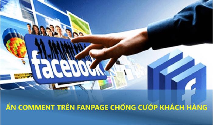 Hướng dẫn ẩn comment trên Facebook tránh đối thủ cướp khách