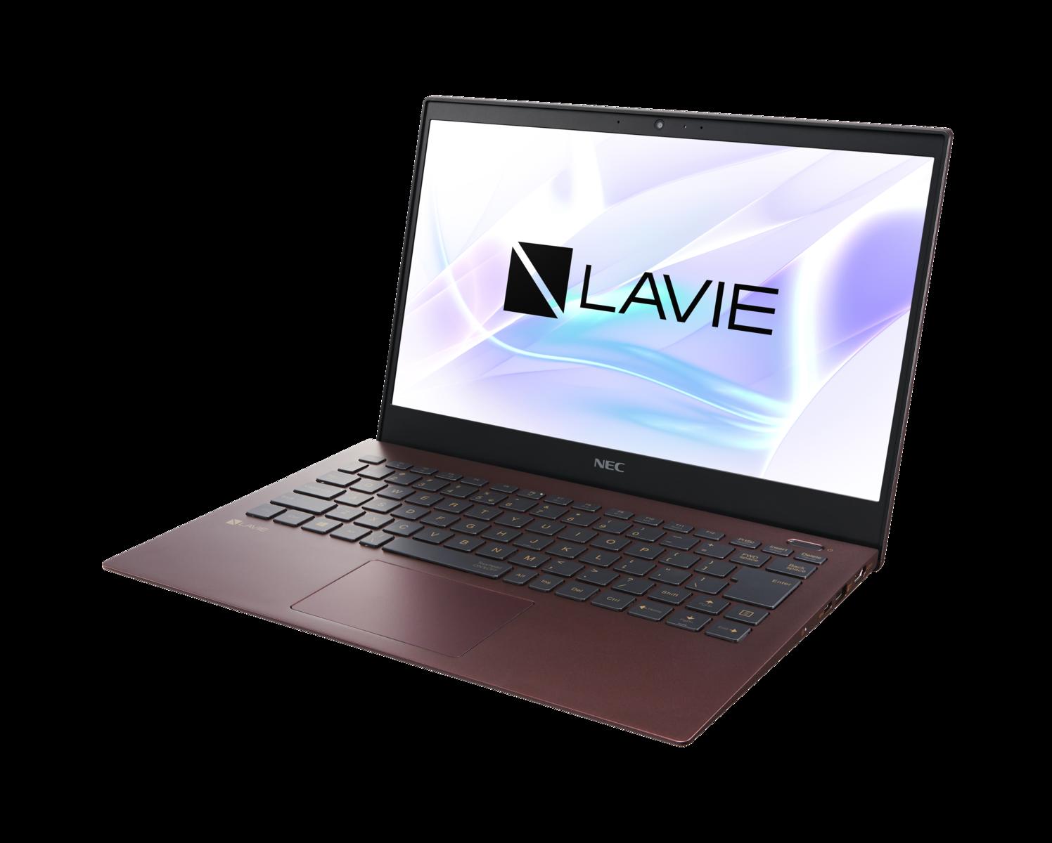 [CES 2020] NEC ra mắt laptop Lavie Pro Mobille: Mỏng nhẹ nhưng vẫn đầy đủ cổng kết nối