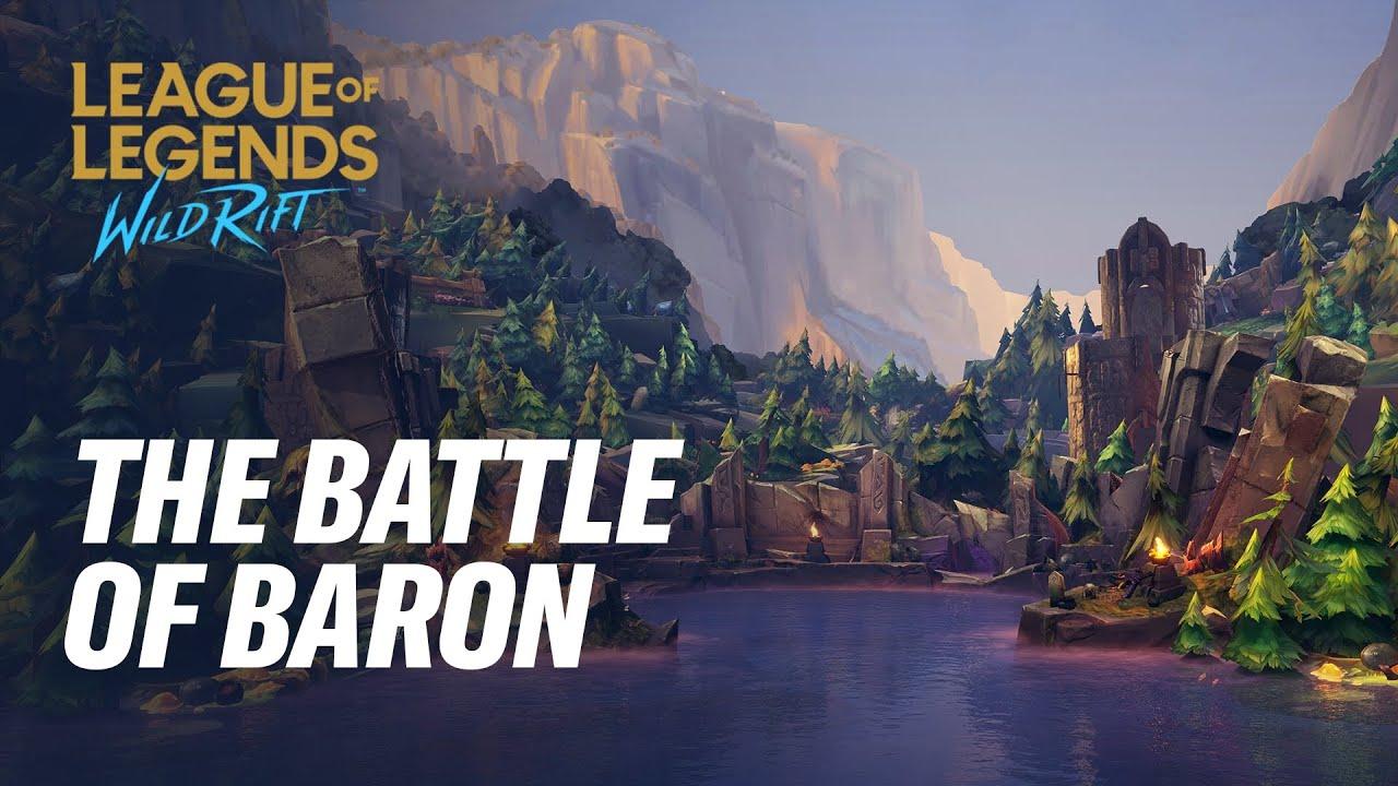 Sự kiện Cuộc Chiến Baron sắp được Live trên Youtube sau 30 giờ nữa