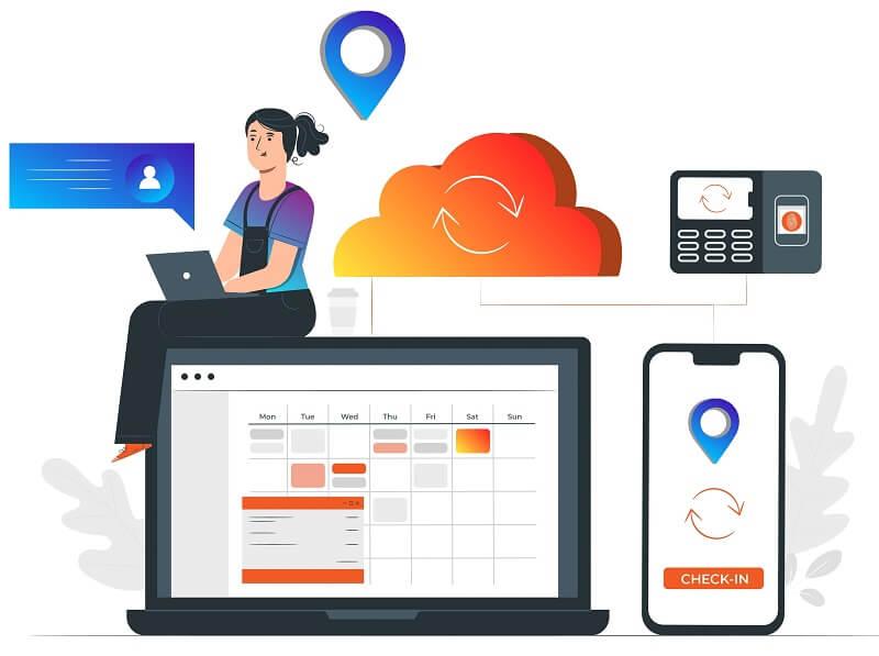 [Hướng dẫn] App chấm công – Giải pháp quản lý nhân sự hoàn hảo hiện nay