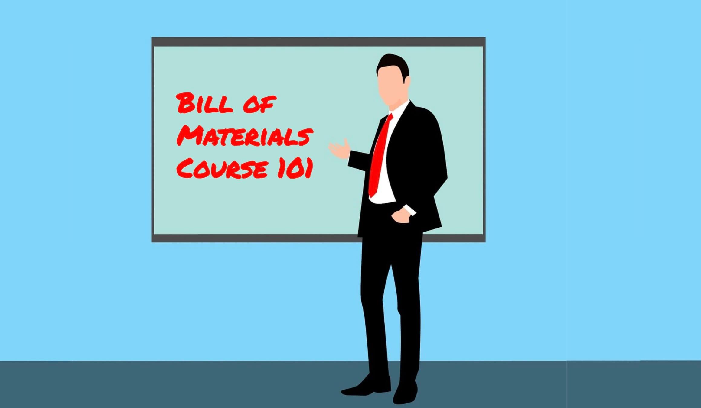 Khái niệm BOM là gì? – Ý nghĩa của khái niệm BOM trong kinh doanh