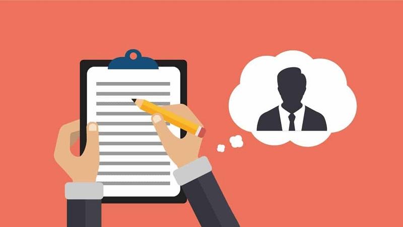 Đánh giá sở thích qua các khảo sát, bài test cá nhân